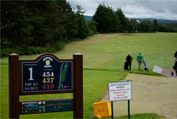 Elgin Golf Club - Book a Tee Time