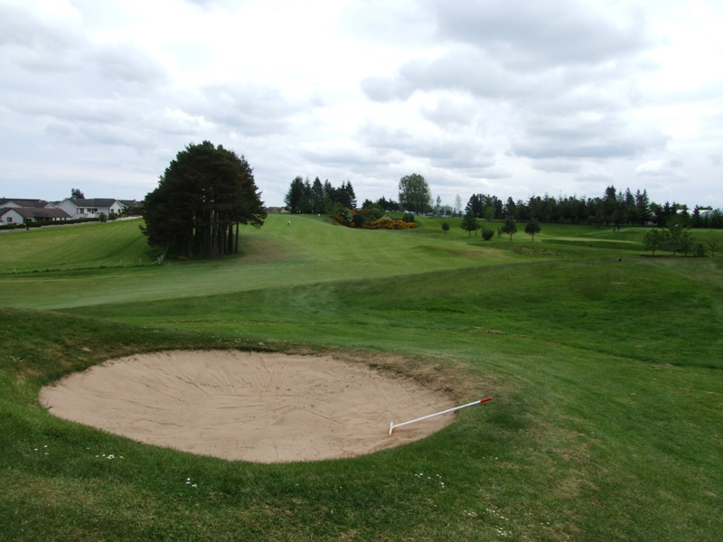Hole 11 South Feu Elgin Golf Club