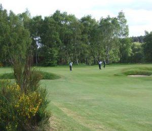 17th Green Elgin Golf Club