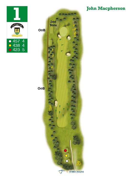 Elgin Golf Club Hole-1