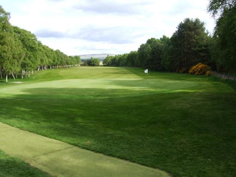 Elgin Golf Club Hole 3 - Arnbogie