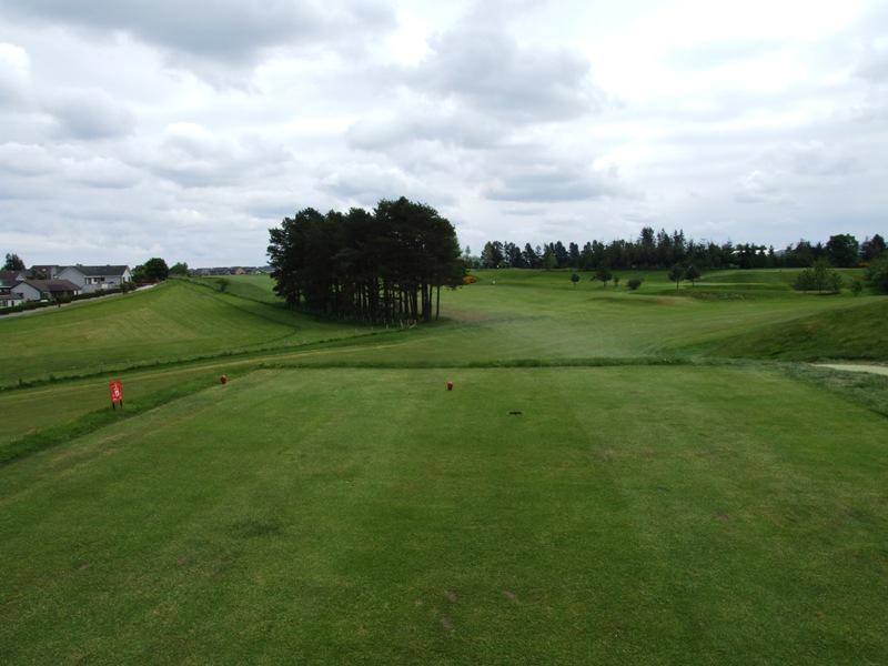 Hole 11 South Feu Elgin Golf Club