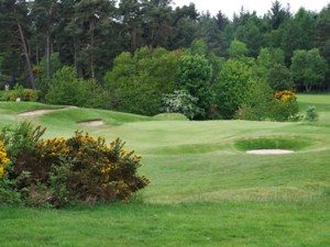 Elgin Golf Club 15th Hole