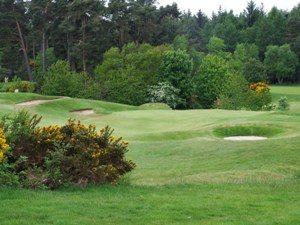 Elgin Golf Club 15th Hole